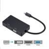 Mini Displayport Male To DVI HDMI VGA