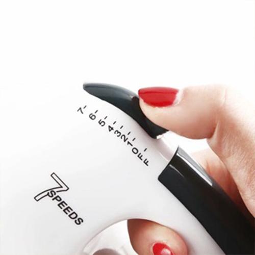 Scarlett Hand Mixer – 7 Speed Egg Beater