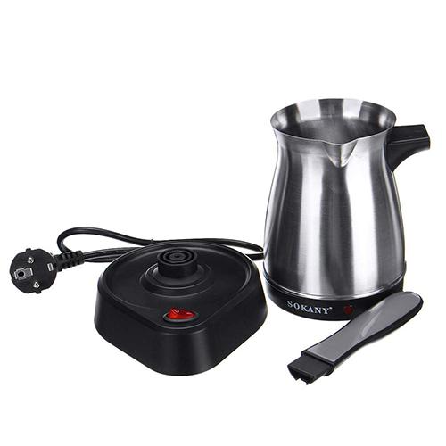 Turkish Electric Coffee Maker Boiled Milk Espresso Briki Pot 220V