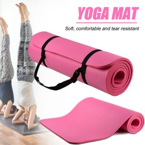 Yoga Mat 6mm Non-Slip Yoga Mat in Sri Lanka