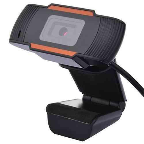 USB Web Camera with Built-in Microphone Sri Lanka@ ido.lk