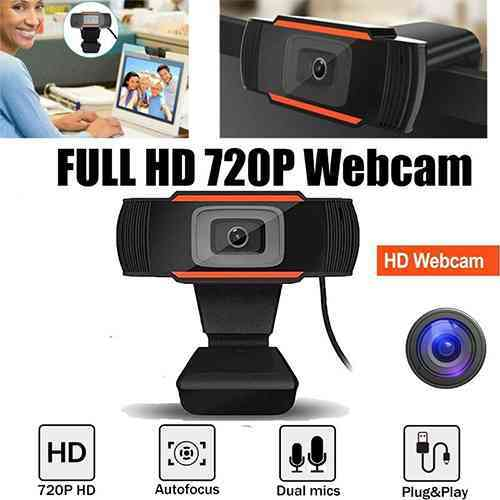 USB Web Camera with Microphone