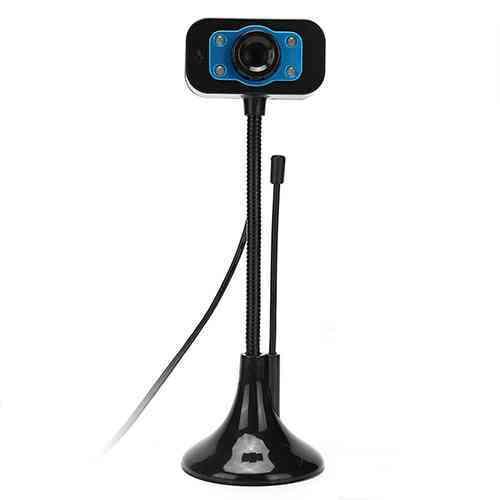 Webcam for Pc and Laptop USB Web Camera 720p@ ido.lk