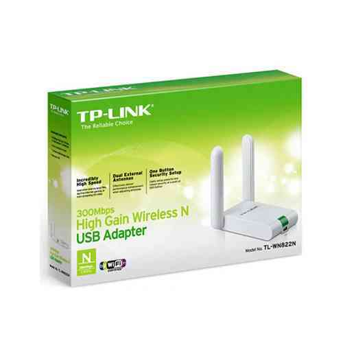 Tp-link 300Mbps High Gain Wireless USB Adapter